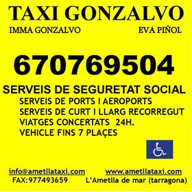 Taxi Gonzalvo