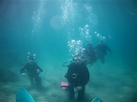 Bateig de mar - Centre de Submarinisme Subkro