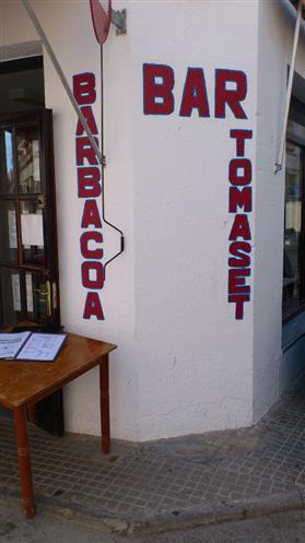 Tomaset Barbacoa