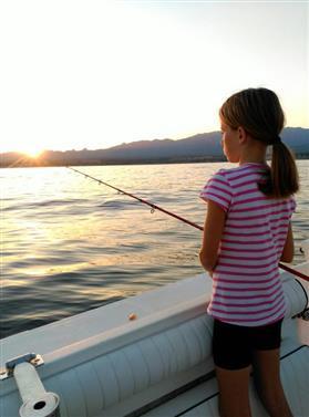 Pesca infantil - Sea Fish Charter