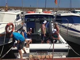 Pesca bonítol, cavalla, etc. (4 hores) - Sea Fish Charter