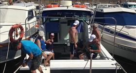 Excursiones costeras - Sea Fish Charter