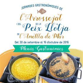 "Jornadas Gastronómicas de ""l'Arrossejat"""
