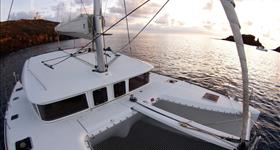 Sailing Catamaran, with capacity for 12 people - Cataexperience
