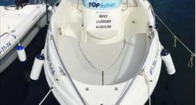 Lloguer embarcació Astromar 590 - Top Fisher