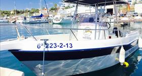 Lloguer embarcació Playamar 636 - Top Fisher