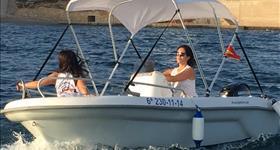 Lloguer embarcació Astec 1 - Top Fisher