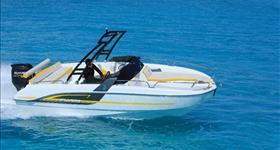 Lloguer embarcació Beneteau Flyer Sport 2017 - Top Fisher