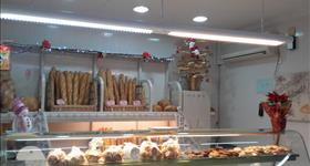 Пекарня- Horno de pan Antonet (рынок)
