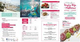 Menús Gastronòmics de la Tonyina Roja