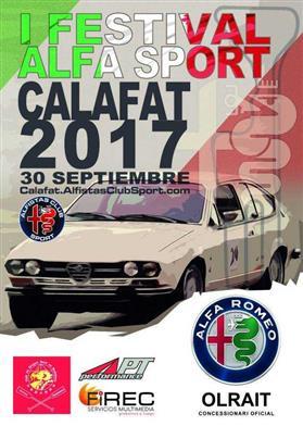 1r Festival Alfa Sport Calafat 2017