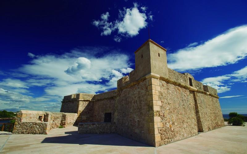 3. Castell medieval de Sant Jordi d'Alfama (Ruta arqueològica) » Patronat  Municipal de Turisme de l'Ametlla de Mar