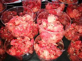 Diada de la tonyina roja