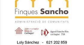 Finques Sancho - Loly Sánchez Garcia