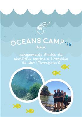 Inscripció Oceans Camp: Campaments d'estiu de científics marins