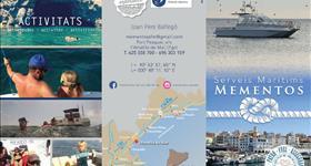 Disfruta del Golfo de Sant Jordi y del Delta de l'Ebre - Serveis Marítims Mementos