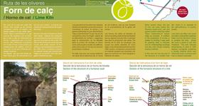 5. Horno de cal (Ruta de los olivos)